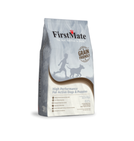 Firstmate FirstMate Grain-Friendly Dog Kibble | High Performance Chicken & Fish 5 lbs