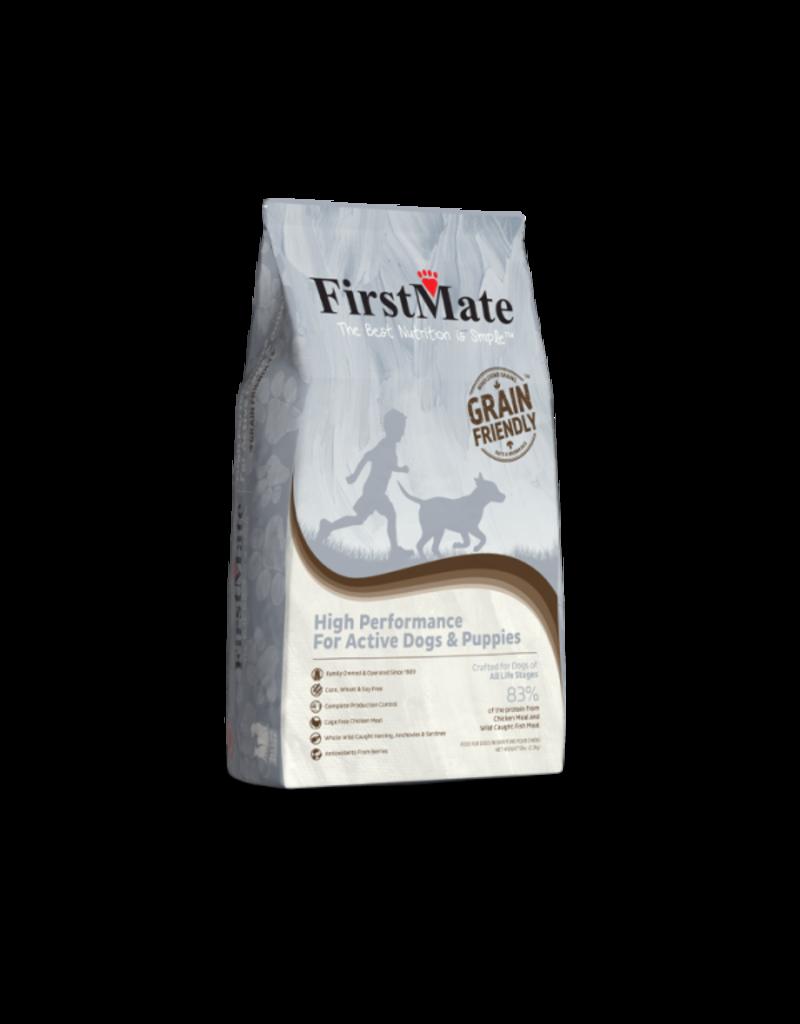 Firstmate FirstMate Grain-Friendly Dog Kibble | High Performance Chicken & Fish 5 lbs