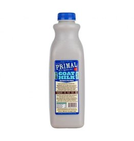 Primal Primal Frozen Raw Goat Milk | Blueberry Pom Burst 32 oz (*Frozen Products for Local Delivery or In-Store Pickup Only. *)