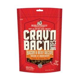 Stella & Chewy's Stella & Chewy's Crav'n Bac'n | Bacon & Beef Training Bites 8.25 oz