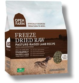 Open Farm Open Farm Freeze Dried Raw | Pasture Raised Lamb 22 oz