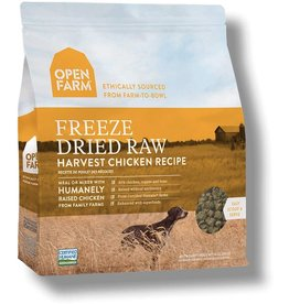 Open Farm Freeze Dried Raw | Harvest Chicken 22 oz