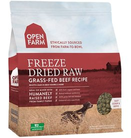Open Farm Open Farm Freeze Dried Raw | Grass-Fed Beef 3.5 oz