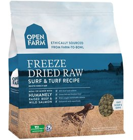 Open Farm Open Farm Freeze Dried Raw | Surf & Turf 22 oz