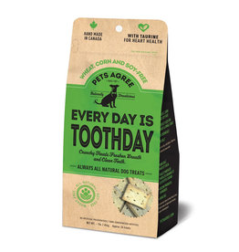 Granville Island Pet Granville Pets Agree Biscuits | Everyday is Tooth Day 1 lb