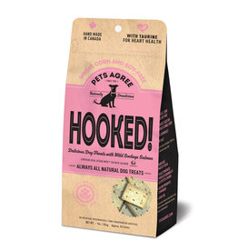 Granville Island Pet Granville Pets Agree Biscuits | Hooked! 1 lb