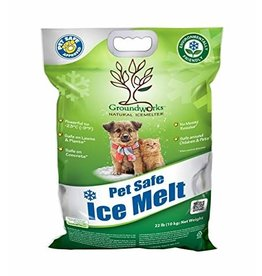 Groundworks Ice Melt Groundworks Ice Melt 12 lb Pouch (* Ice Melt 12 lbs or More for Local Delivery or In-Store Pickup Only. *)