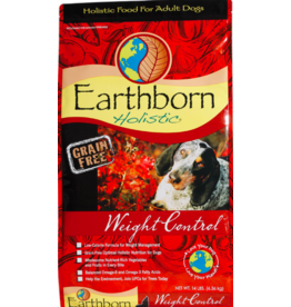 Earthborn Holistic Earthborn Holistic Dog Kibble Weight Control 25 lb