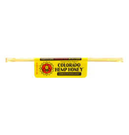 Colorado Hemp Honey Colorado Hemp Honey Sticks | Lemon Stress Less 1.17 oz