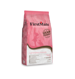 Firstmate FirstMate Grain Friendly Cat & Kitten Kibble 13.2 lbs