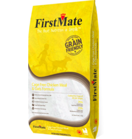Firstmate FirstMate Grain-Friendly Dog Kibble Chicken Meal & Oats 25 lbs