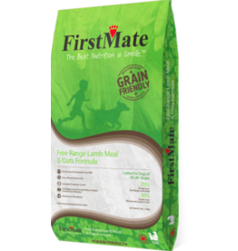 Firstmate FirstMate Grain-Friendly Dog Kibble Lamb & Oats 25 lbs