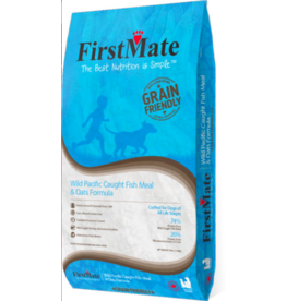 Firstmate FirstMate Grain-Friendly Dog Kibble Pacific Fish & Oats 25 lbs
