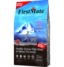 Firstmate FirstMate Grain-Free Dog Kibble Ocean Fish Small Bites 5 lbs