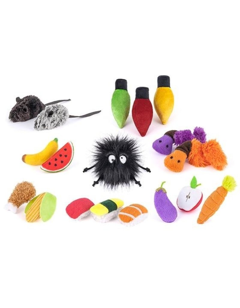 PLAY P.L.A.Y. Feline Frenzy Cat Toys| Catch a Meowse