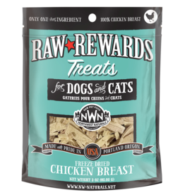 Northwest Naturals Northwest Naturals Raw Rewards Treats | Chicken Breast 3 oz