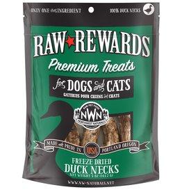 Northwest Naturals Northwest Naturals Raw Rewards Treats | Duck Necks 6 ct