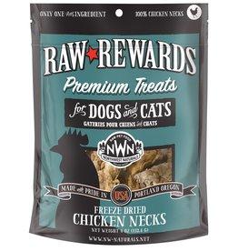 Northwest Naturals Northwest Naturals Raw Rewards Treats | Chicken Necks 10 ct