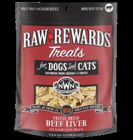 Northwest Naturals Northwest Naturals Raw Rewards Treats | Beef Liver 10 oz