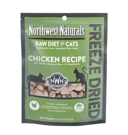 Northwest Naturals Northwest Naturals Freeze Dried Cat Food | Chicken 4 oz