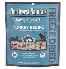 Northwest Naturals Northwest Naturals Freeze Dried Cat Food | Turkey 11 oz