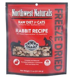 Northwest Naturals Northwest Naturals Freeze Dried Cat Food | Rabbit 11 oz