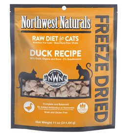 Northwest Naturals Northwest Naturals Freeze Dried Cat Food | Duck 11 oz