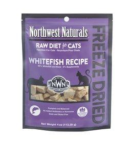 Northwest Naturals Northwest Naturals Freeze Dried Cat Food | Whitefish 4 oz