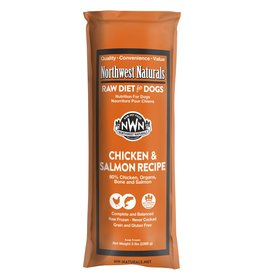 Northwest Naturals Northwest Naturals Frozen Chub Chicken & Salmon 5 lb CASE (*Frozen Products for Local Delivery or In-Store Pickup Only. *)