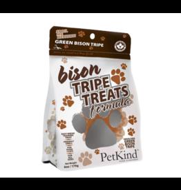 Petkind PetKind Dog Jerky Treats Bison Tripe 6 oz