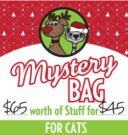 Holiday Mystery Bag for Cats