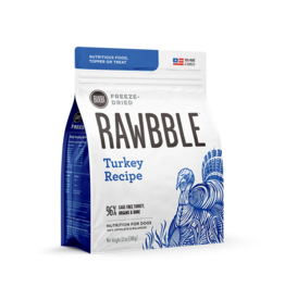 Bixbi Bixbi Freeze Dried Rawbble Turkey 26 oz