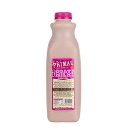 Primal Pet Foods Primal Frozen Raw Goat Milk | Cranberry Blast 32 oz CASE (*Frozen Products for Local Delivery or In-Store Pickup Only. *)