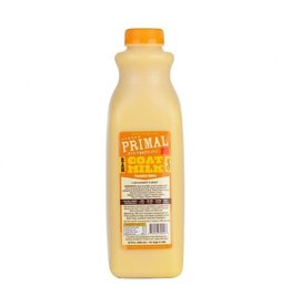 Primal Pet Foods Primal Frozen Raw Goat Milk | Pumpkin Spice 32 oz CASE (*Frozen Products for Local Delivery or In-Store Pickup Only. *)