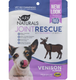 Ark Naturals Ark Naturals Dog Treats | Sea Mobility Joint Rescue Venison 9 oz