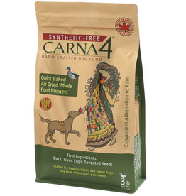 Carna4 Carna4 Dry Dog Food Duck 6 lb