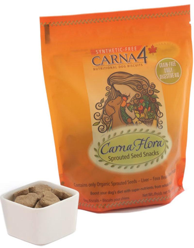 Carna4 Carna4 Dog Treats Carna Flora Biscuits 16 oz