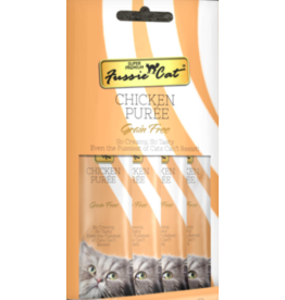 Fussie Cat Fussie Cat Puree Treats | Chicken 2 oz