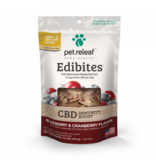 Pet Releaf Pet Releaf Edibites | CBD Immunity Boost Blueberry & Cranberry 7.5 oz