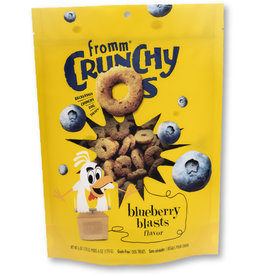 Fromm Fromm Crunchy-O's Dog Treats | Blueberry Blasts 26 oz