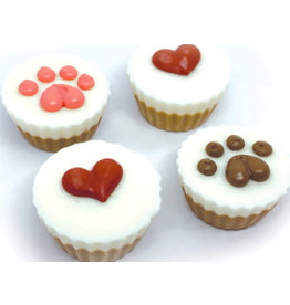 Bosco and Roxy's Bosco & Roxy's Valentine's Day 2021 | Peanut Butter Treat Cups 2 pk