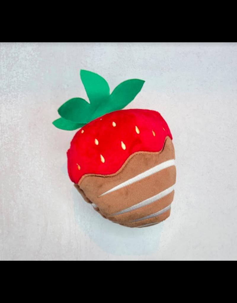 Lulubelles Power Plush Lulubelles Power Plush by Huxley & Kent | Chocolate Strawberry Large