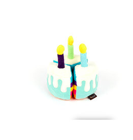PLAY P.L.A.Y. Party Time Dog Toy Bone-Appetite Cake