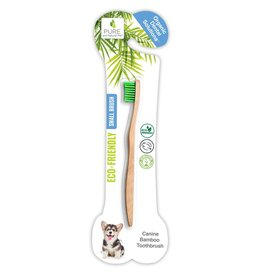 Pure and Naturals Pet Pure and Natural Pet | Canine Bamboo Toothbrush Small
