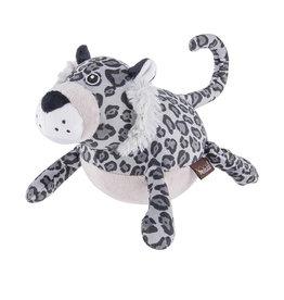 PLAY P.L.A.Y. Safari Dog Toy Snow Leopard