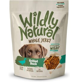 Fruitables Fruitables Wildly Natural Dog Jerky Treats | Grilled Duck Strips 5 oz