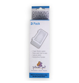 Pioneer Pet Pioneer Pet Filters | Swan Filter Replacement 3 pk