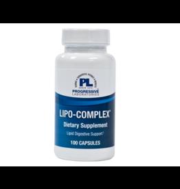 Progressive Labs Progressive Laboratories | Lipo-Complex 100 capsules