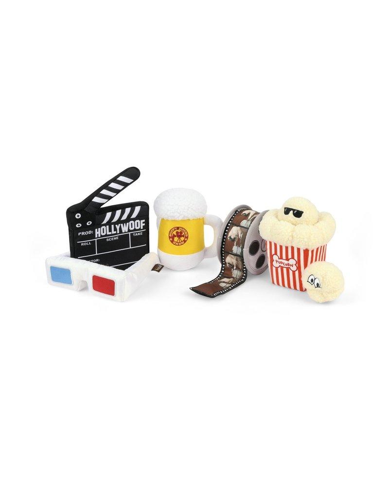 PLAY P.L.A.Y. Dog Toys Hollywoof Cinema   3-Dog Glasses