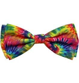 Huxley & Kent Huxley & Kent Bow Tie | Woodstock Tie Dye Extra Large (XL)